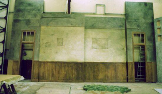 Knock-Vues d'atelier