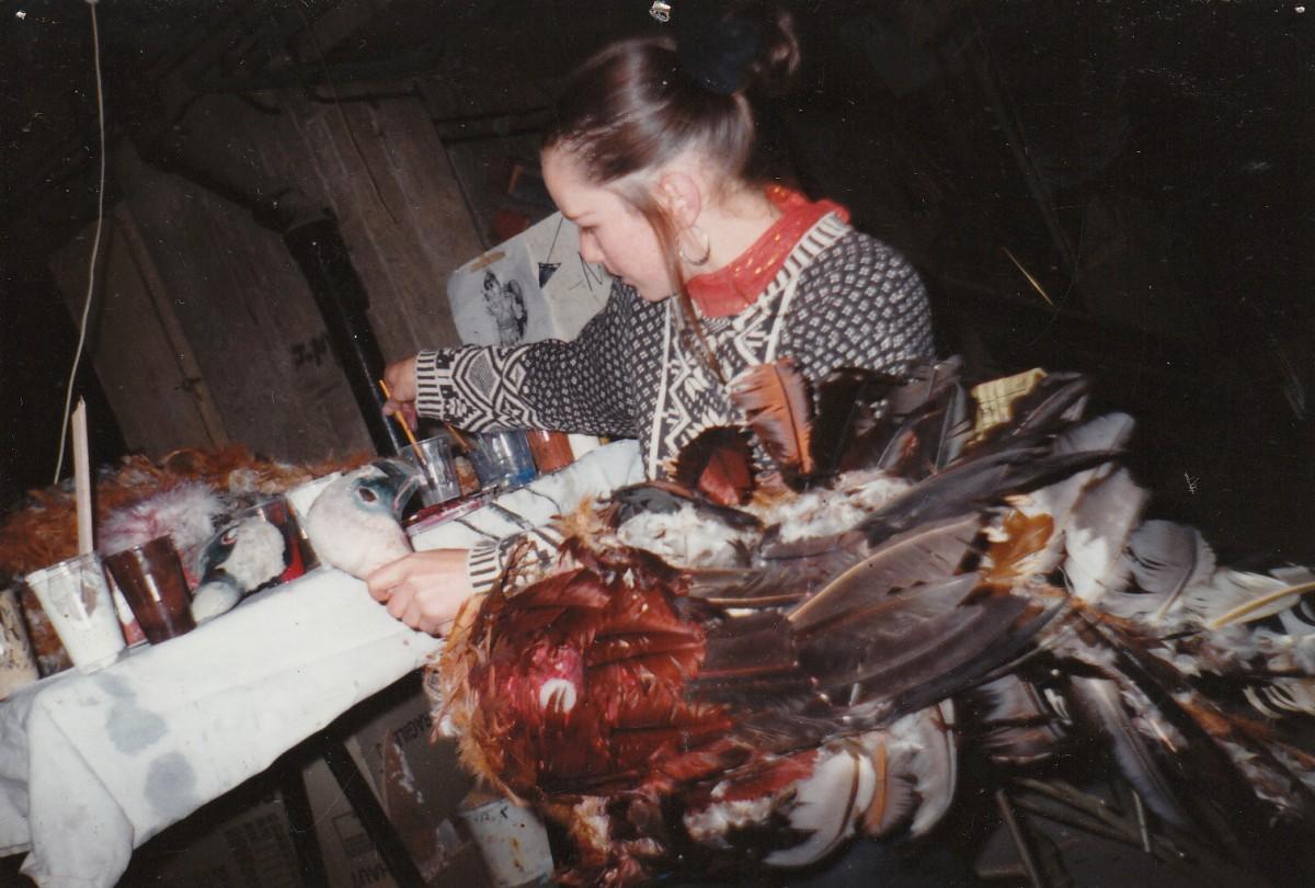construction d'accessoire-le vautour