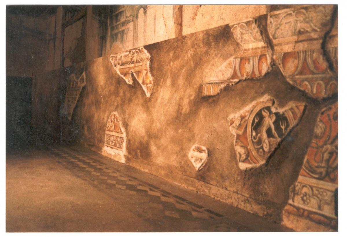 détails des murs